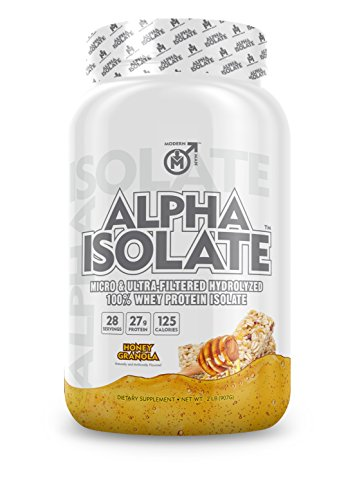 Alpha Isolate - Highest Quality Best Tasting Whey Protein Isolate