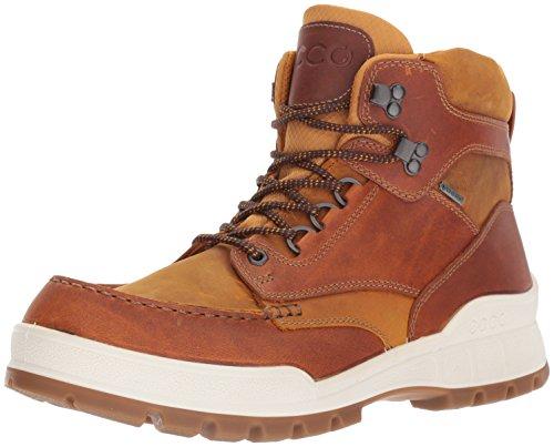 Ecco Herren TRACK 25 Outdoor  Klassische Stiefel, Braun (Amber/Oak/50783), 42 EU