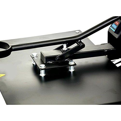 HobbyCut H001-S Transferpresse 60cm x 40cm Textilpresse 2800 Watt - 3