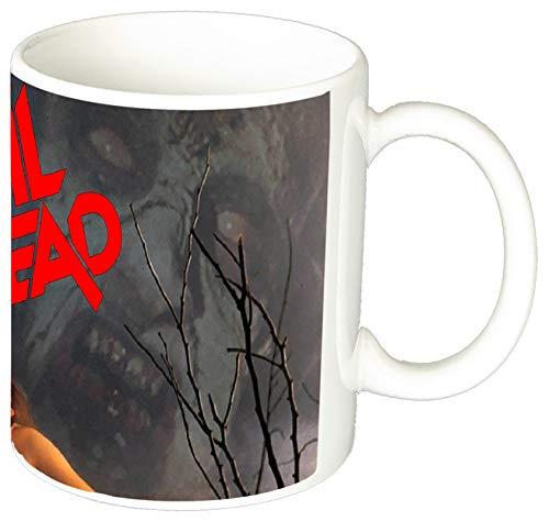 Posesion Infernal The Evil Dead Taza Ceramica