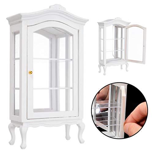 Eamoney 1:12 Miniature:Cabinet Mini Dollhouses Accessory DIY Dollhouse Dcor Toy House Model Kids Toy