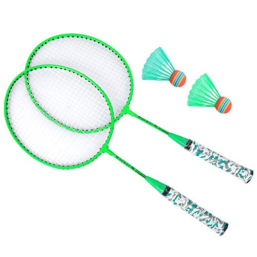 fosa Badminton Racket Set, Outdo...