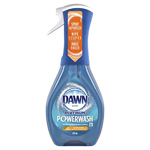 Dawn Ultra (1) 16 oz Platinum Powerwash Dish Spray Citrus Scent