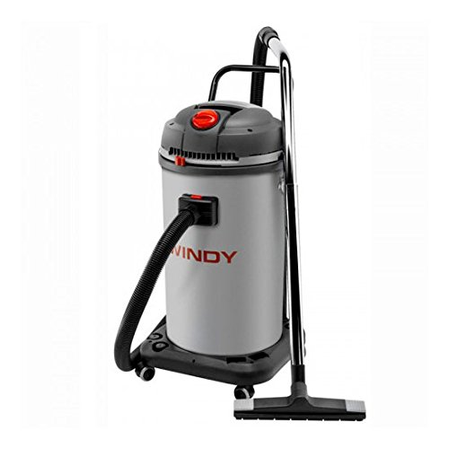 Lavor 8.239.0008 0008 - Aspirador profesional de polvo y líquido Windy 265 PF 2000/2400 W 130 L/s 22/2200 Vacío kPa/mmH2O depósito 65 lt