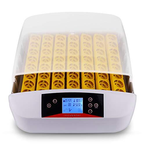 Nakey Incubadora de huevos digital...