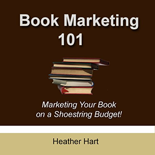Book Marketing 101 audiobook cover art