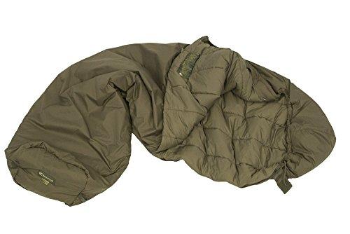 Carinthia TROPEN Sommer Schlafsack mit Mosquito-Netz olive L (200cm)