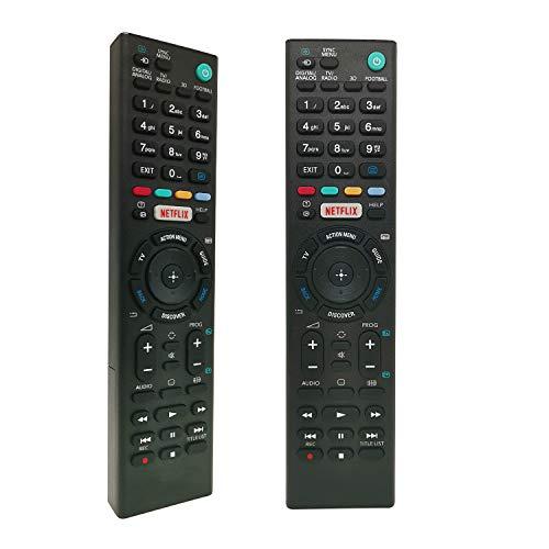 Telecomando di ricambio per Sony Bravia Smart TV – No Setup Required Universal Remote Control