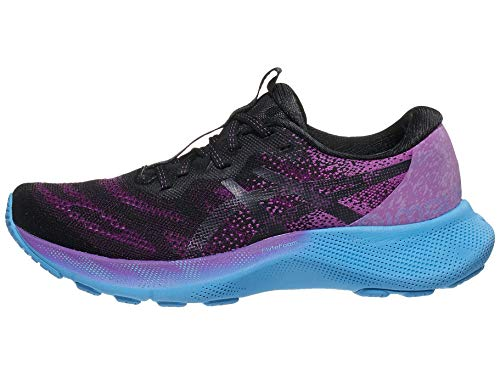 ASICS Women's Gel-Nimbus Lite 2 Running Shoes, 7M, Digital Grape/Black