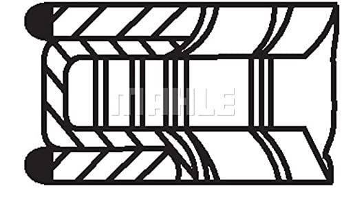 Mahle Original 015 68 N0 Segments de pistons