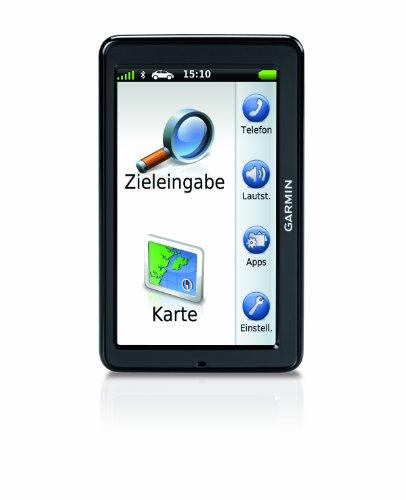 Garmin-nuevi-2595-LMT-Navigationsgeraet-127-cm-50-Zoll-Display-3D-Traffic-Gesamteuropa-Lifetime-Map-Update-Bluetooth-Sprachsteuerung