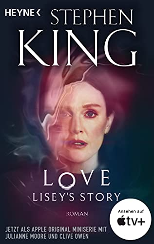 Love – Lisey's Story: Roman
