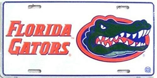 Florida Gators Metal License Plate - 2168