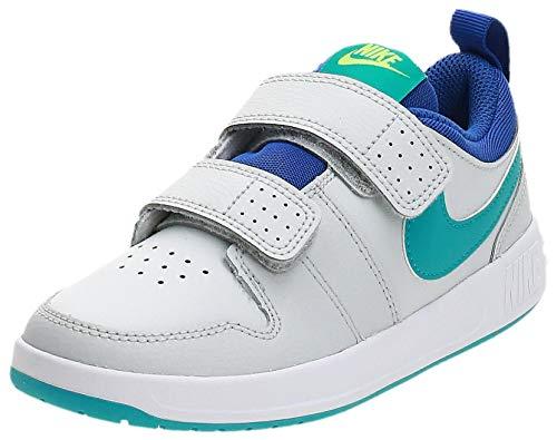 Nike Pico 5 (PSV) – Photon dust/Oracle Aqua-Hyper Blue, Unisex niños, NKAR4161-003, Photon Dust Oracle Aqua Hy, 28 EU