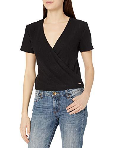 Volcom Lil SS T-Shirt pour Femme S Noir
