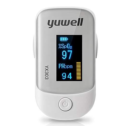 yuwell YX303 Fingertip Pulse oximeter