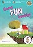 Fun for Flyers Student's Book with Online Activities with Audio and Home Fun Booklet 6 Fourth Edition