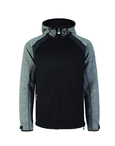 Dale of Norway Herren Jotunheimen Jkt Masc Uc Jacket, Black/Smoke, XL