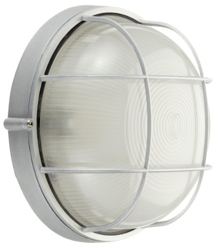 IBV 7010.0 Applique Murale IP54 100 W E27 Argent