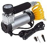 CWWHY Pompe Compresseur d'air Portable 150 PSI 12V Auto Car Digital Tire Inflator Gauge pour Voiture, Moto, Ball, Vélos, Lit d'air, Kayak