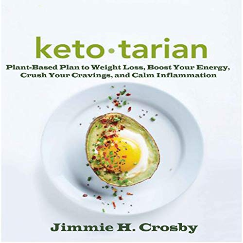 Ketotarian: Plant-Based Plan to Weight Loss, Boost Your Energy, Crush Your Cravings, and Calm Inflammation cover art
