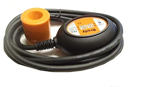 BRODY sensor de control de nivel de agua con cable de 10 pies