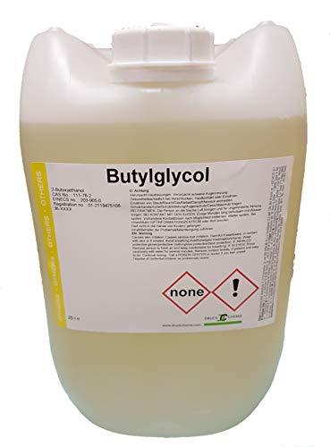 DruckChemie Butylglykol - 10 Liter Kanister - Ethylenglycolmonobutylether techn.