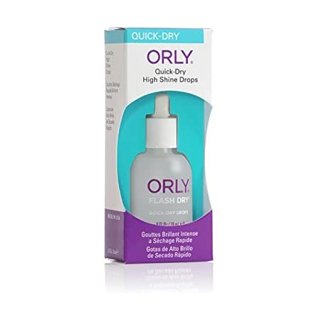 Orly Flash Dry Drops Nail Base Coat.6 Ounce