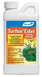 Turflon Ester Specialty Herbicide Concentrate Broadleaf Weed Killer for Lawns