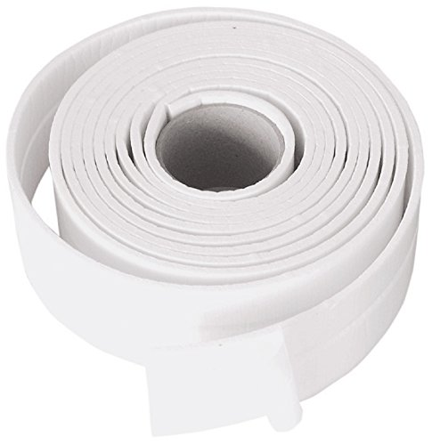 \'aquaSu® Wannen-Schallschutzband | Für Stahl- und Acrylwannen geeignet | Selbstklebend | 3,30 m