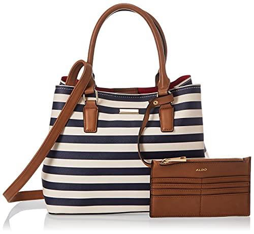 ALDO Women's Pentir Tote Bag, Navy Multi