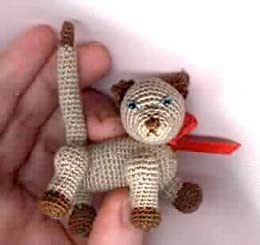 Ginger cat amigurumi pattern | Crochet cat pattern, Crochet ... | 245x260