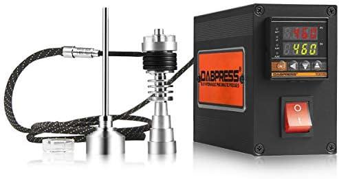 Tabletop Temperature Controller Pro Kit Quartz Titanium 20mm Heater product image