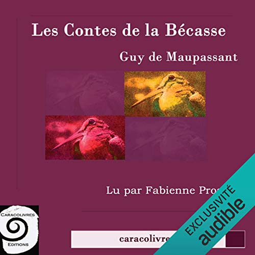 Les contes de la Bécasse  By  cover art