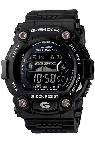 [カシオ] 腕時計 ジーショック 電波ソーラー GW-7900B-1JF ブラック