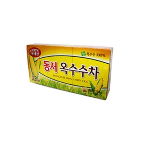 【韓国食品‐お茶】 韓国のお茶 ★東西コーン茶 (15袋入り)★