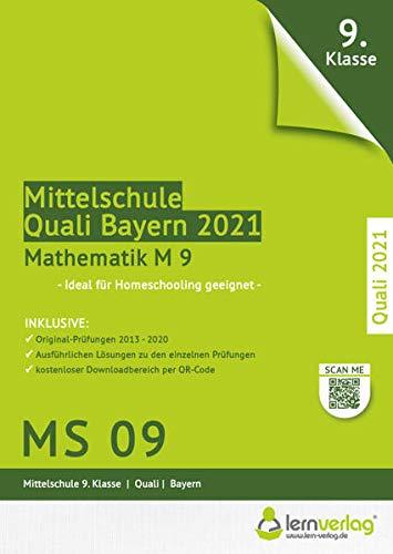 Original-Prüfungen Mathematik Mittelschule Quali Bayern