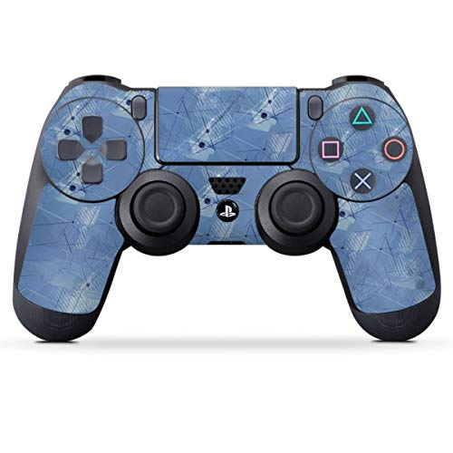 DeinDesign Skin kompatibel mit Sony Playstation 4 PS4 Controller Folie Sticker Sport Fußballer American Football