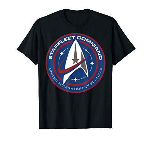 Star Trek Discovery Starfleet Delta Emblem Graphic T-Shirt