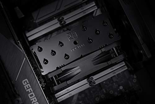Noctua NH-U12S chromax.Black, Disipador de CPU de 120 mm y una Sola Torre (Negro) 5