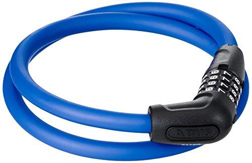 ABUS AB16569 Fahrradschloss Vorhängeschloss, burgunder, One Size