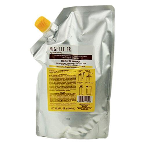 Milbon Nigelle Er Shampoo 33.8 fl oz Refill