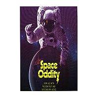 David Bowie デヴィッド・ボウイ Space Oddity 木製パズル300ピース楽しいパズル減圧パズル300ピースバースデーギフトホリデーギフト