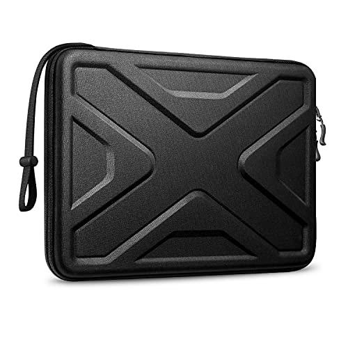 SITHON Laptop Tasche Hülle für 13-Zoll MacBook Air 2018-2021 M1/A2337 A2179 A1932, 13-Zoll MacBook Pro 2016-2021 M1/A2338 A2251 A2289 A2159, iPad Pro 12,9