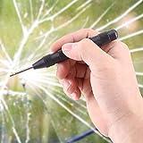 Sepikey Centre Automatique de Perforation Locator Presse Dent Marquage Outil d'outils à Main pour Le métal ou Le Verre en Bois