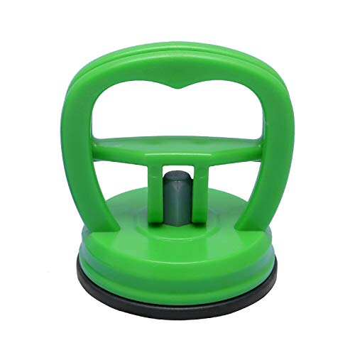 Paintless Dent Removal Tools Cup Car Dent Ding Remover Repair Puller Sucker Bodywork Panel Suction Cup Tool Kit (Green)