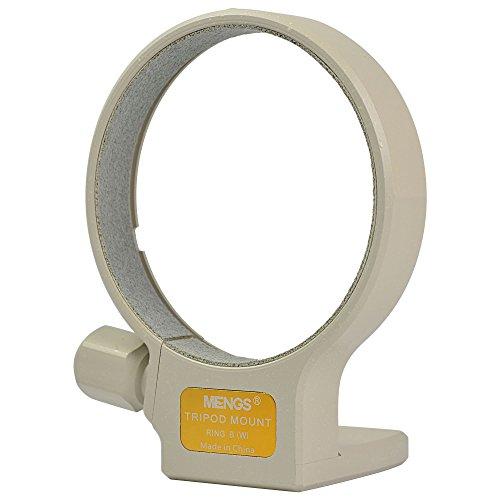 MENGS® Stativschelle für Canon B (W) EF 70-200mm f/2.8L / EF 100-400mm f5.6 / EF 35-350mm f5.6 is USM Lens