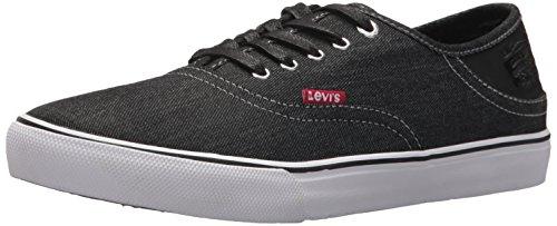 levi shoes black - 1