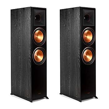 Klipsch RP-8000F Floorstanding Speaker Pair in Ebony