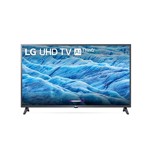 LG Smart TV Pantalla 43 Pulgadas 4K HDR con Alexa, Google Assistant, Airplay2, Netlix, Youtube, Bluetooth (Renewed)